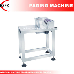 Saving Machine Collecting Machine for Bag and Paper